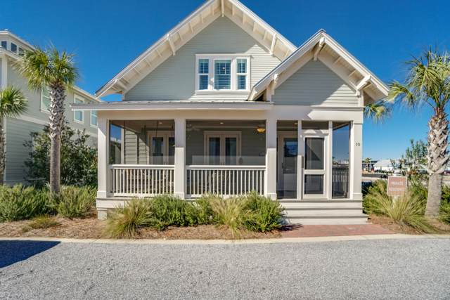10 Federal Street, Inlet Beach, FL 32461 (MLS #839240) :: RE/MAX By The Sea