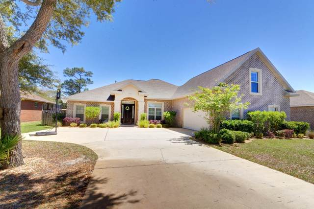 2006 Heritage Park Way, Navarre, FL 32566 (MLS #839310) :: Scenic Sotheby's International Realty