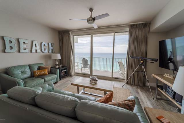 9900 S Thomas Drive Unit 702, Panama City, FL 32408 (MLS #839319) :: Engel & Voelkers - 30A Beaches