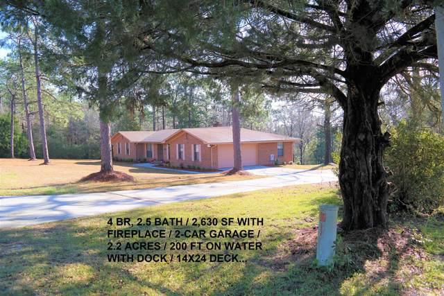 200 Ten Lake Drive, Defuniak Springs, FL 32433 (MLS #839320) :: RE/MAX By The Sea