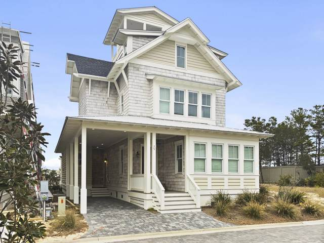 17 Patience Lane, Inlet Beach, FL 32461 (MLS #839329) :: Classic Luxury Real Estate, LLC