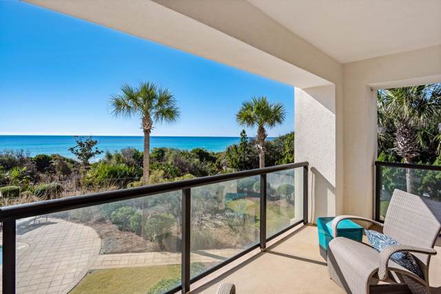 4128 E County Hwy 30A Unit 104, Santa Rosa Beach, FL 32459 (MLS #839349) :: 30A Escapes Realty
