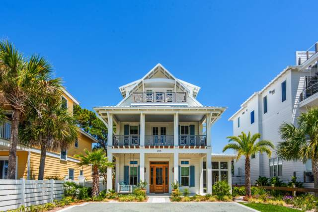 205 Magnolia Street, Santa Rosa Beach, FL 32459 (MLS #839376) :: Scenic Sotheby's International Realty
