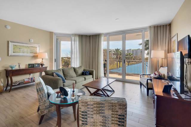 4203 Indian Bayou Trail #1317, Destin, FL 32541 (MLS #839390) :: 30A Escapes Realty