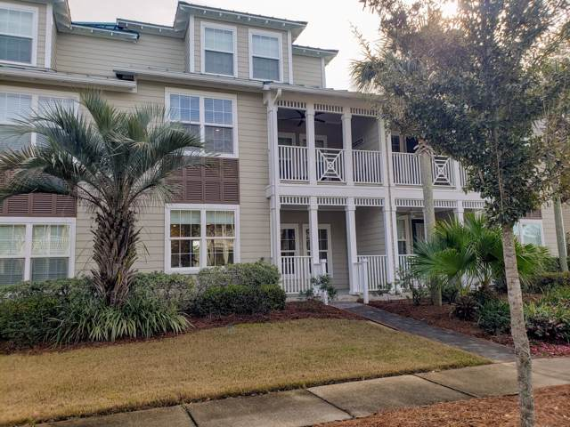 104 Village Boulevard Unit 615, Santa Rosa Beach, FL 32459 (MLS #839406) :: Back Stage Realty