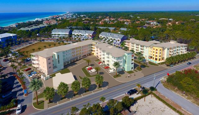 1740 S County Hwy 393 #106, Santa Rosa Beach, FL 32459 (MLS #839461) :: RE/MAX By The Sea