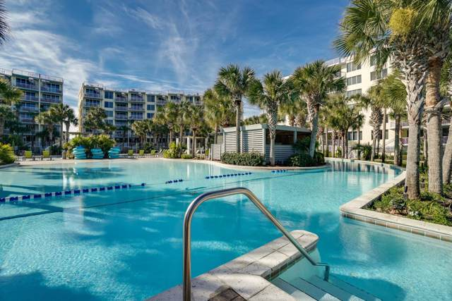 1326 SE Miracle Strip Parkway Unit 306, Fort Walton Beach, FL 32548 (MLS #839533) :: The Beach Group
