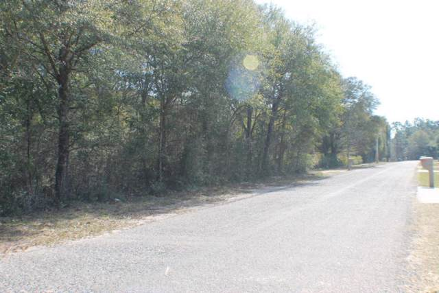 0.97 AC Audrey Drive, Crestview, FL 32539 (MLS #839544) :: Scenic Sotheby's International Realty