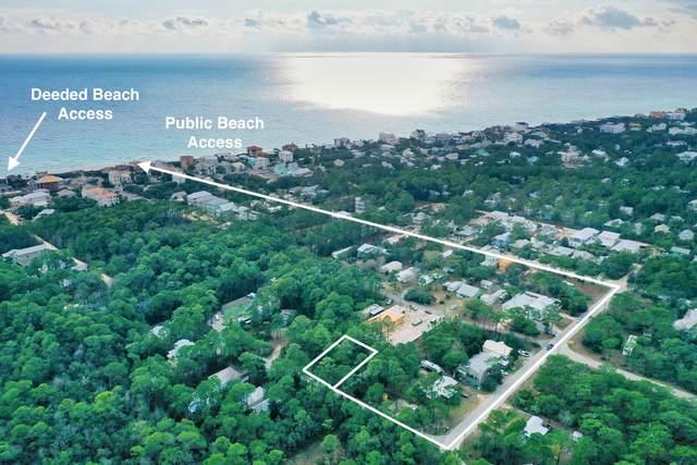 Lot 4 Montigo Ave N, Santa Rosa Beach, FL 32459 (MLS #839618) :: Classic Luxury Real Estate, LLC