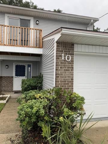 10 Gardner Drive, Shalimar, FL 32579 (MLS #839684) :: Berkshire Hathaway HomeServices PenFed Realty