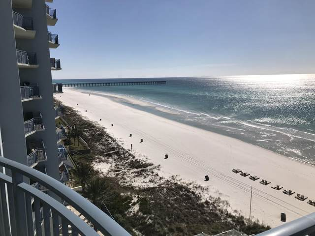16701 Front Beach Road Unit 706, Panama City Beach, FL 32413 (MLS #839715) :: Somers & Company