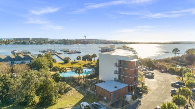 214 Miracle Strip Parkway Unit B203, Fort Walton Beach, FL 32548 (MLS #839794) :: Coastal Lifestyle Realty Group