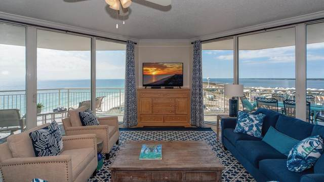 8269 Gulf Boulevard #1304, Navarre, FL 32566 (MLS #839823) :: Classic Luxury Real Estate, LLC