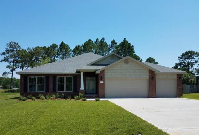 2399 Cove Road, Navarre, FL 32566 (MLS #839830) :: Classic Luxury Real Estate, LLC