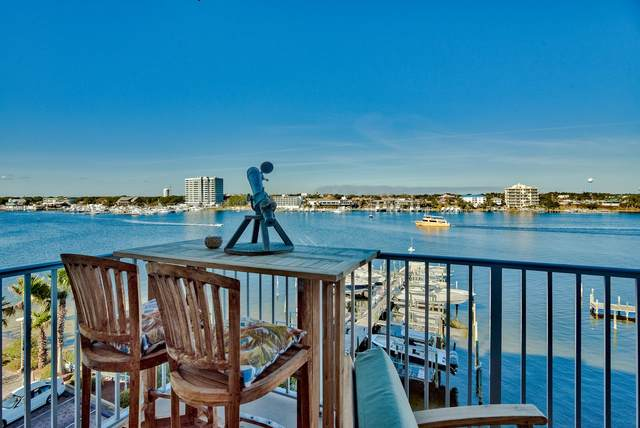 211 Durango Road Unit 513, Destin, FL 32541 (MLS #839939) :: Luxury Properties on 30A