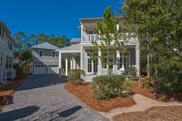 27 Sandy Creek Circle, Santa Rosa Beach, FL 32459 (MLS #839940) :: ENGEL & VÖLKERS