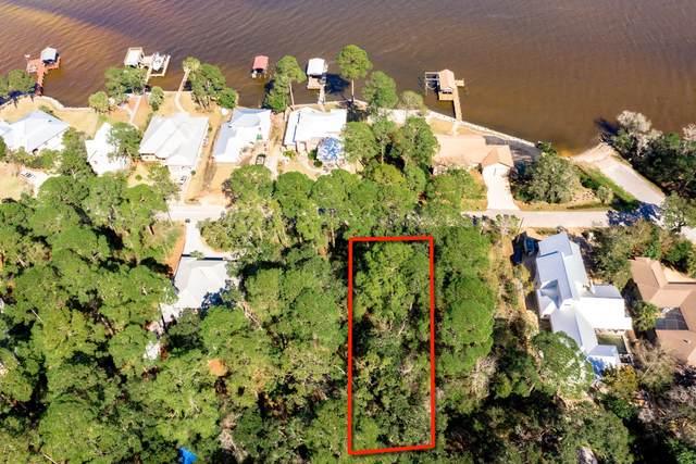 LOT 4 Bay Cir Drive, Santa Rosa Beach, FL 32459 (MLS #839942) :: Classic Luxury Real Estate, LLC