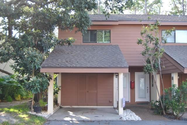6901 N Lagoon Drive Unit 22, Panama City Beach, FL 32408 (MLS #839951) :: Linda Miller Real Estate