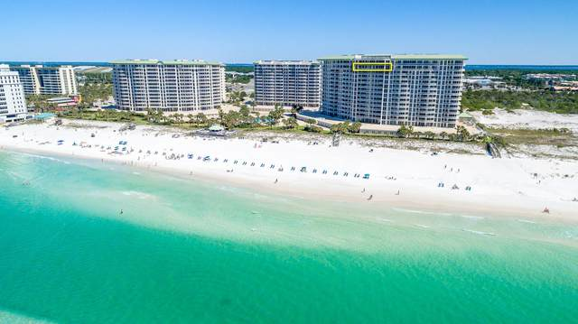 15400 Emerald Coast Parkway Ph4b, Destin, FL 32541 (MLS #839970) :: The Beach Group