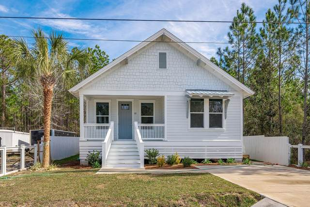 101 N 6th St, Santa Rosa Beach, FL 32459 (MLS #839993) :: Somers & Company