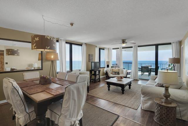 6201 Thomas Drive Unit 902, Panama City Beach, FL 32408 (MLS #840009) :: Somers & Company