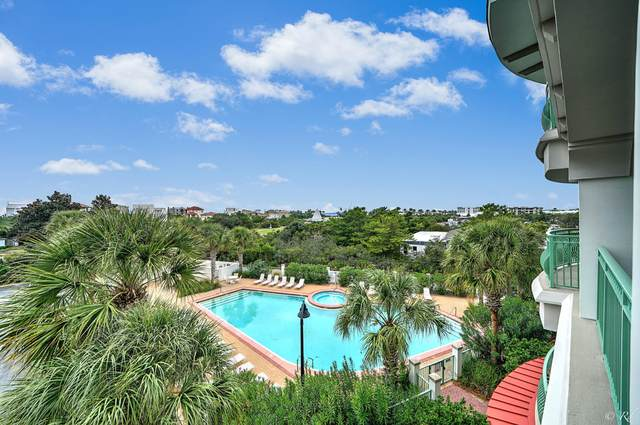 9955 E State Hwy 30A #307, Rosemary Beach, FL 32461 (MLS #840018) :: Engel & Voelkers - 30A Beaches
