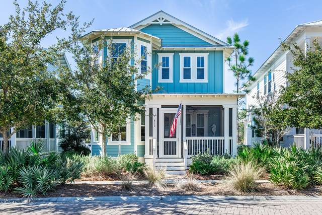 812 Sandgrass Boulevard, Santa Rosa Beach, FL 32459 (MLS #840060) :: ResortQuest Real Estate