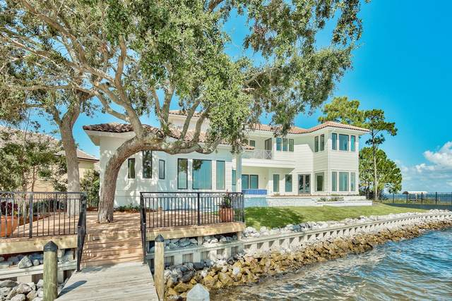 1807 Driftwood Point Road, Santa Rosa Beach, FL 32459 (MLS #840086) :: The Beach Group