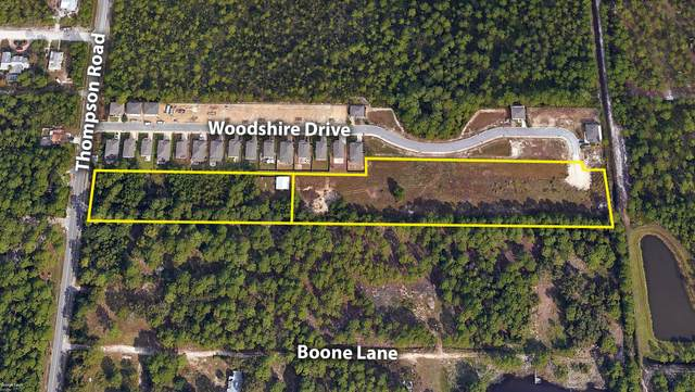 +/-4 Acres Thompson Road, Santa Rosa Beach, FL 32459 (MLS #840106) :: Coastal Luxury