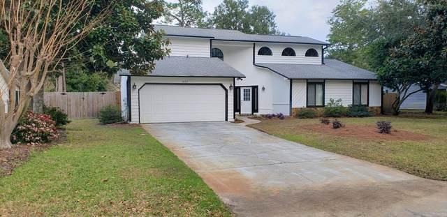 1207 Windward Circle Circle, Niceville, FL 32578 (MLS #840112) :: Berkshire Hathaway HomeServices PenFed Realty