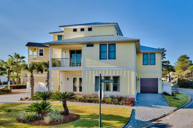 106 St Simon Circle, Miramar Beach, FL 32550 (MLS #840146) :: Classic Luxury Real Estate, LLC