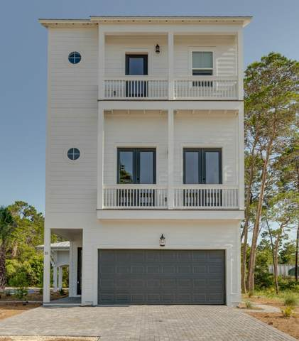 33 Valdare Way, Inlet Beach, FL 32461 (MLS #840166) :: Coastal Lifestyle Realty Group