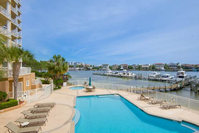 662 Harbor Boulevard Unit 150, Destin, FL 32541 (MLS #840194) :: Coastal Luxury