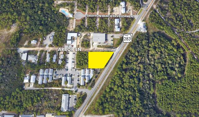 Corner County Road 283, Santa Rosa Beach, FL 32459 (MLS #840218) :: Classic Luxury Real Estate, LLC