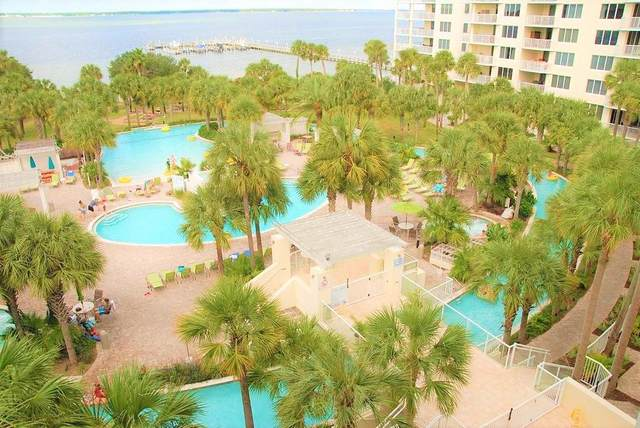 1322 Miracle Strip Parkway Unit 607, Fort Walton Beach, FL 32548 (MLS #840237) :: The Beach Group