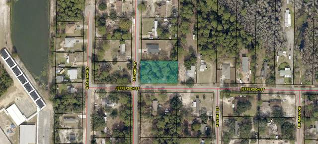 0000 Jefferson Street, Navarre, FL 32566 (MLS #840247) :: Berkshire Hathaway HomeServices PenFed Realty