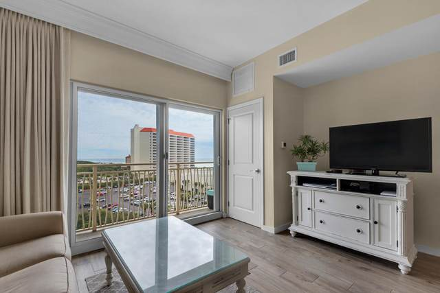 5000 S Sandestin Boulevard Unit 6625, Miramar Beach, FL 32550 (MLS #840256) :: RE/MAX By The Sea
