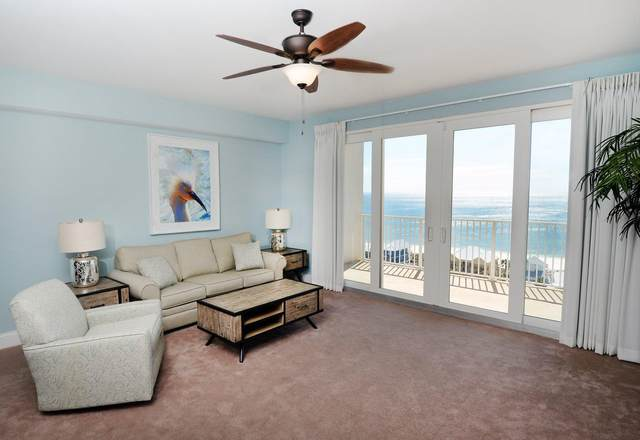9860 S Thomas Drive Unit 1004, Panama City Beach, FL 32408 (MLS #840265) :: Engel & Voelkers - 30A Beaches