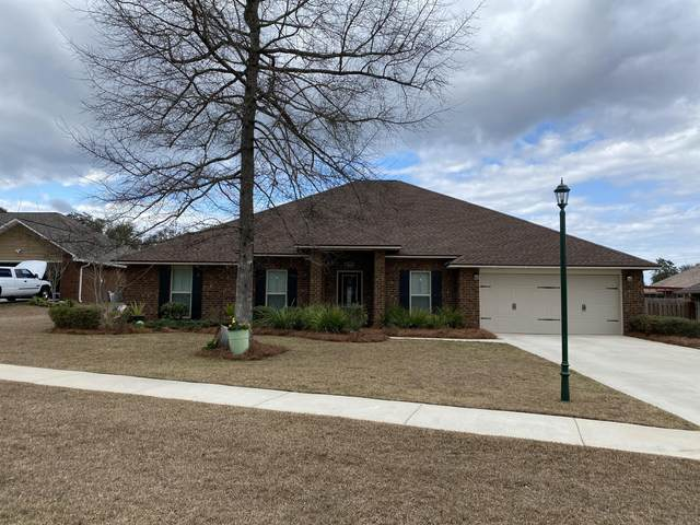 4644 Chanan Drive, Crestview, FL 32539 (MLS #840295) :: Classic Luxury Real Estate, LLC
