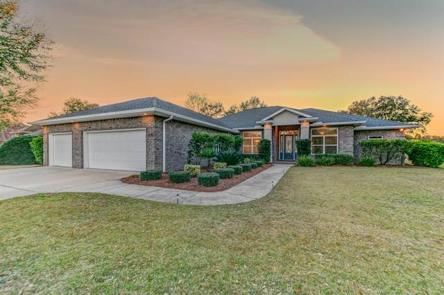 2735 Masters Boulevard, Navarre, FL 32566 (MLS #840314) :: Classic Luxury Real Estate, LLC