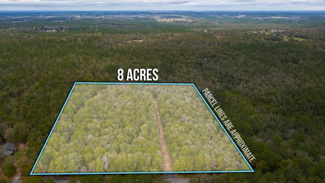 8.1 Ac XXX Country Living Road, Baker, FL 32531 (MLS #840354) :: Scenic Sotheby's International Realty