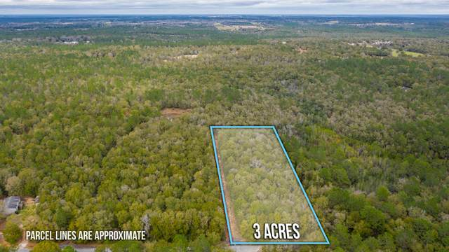 Lot 15 3Ac Country Living Road, Baker, FL 32531 (MLS #840357) :: Scenic Sotheby's International Realty