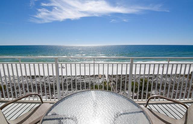 514 Gulf Shore Drive Unit 502, Destin, FL 32541 (MLS #840377) :: Berkshire Hathaway HomeServices PenFed Realty