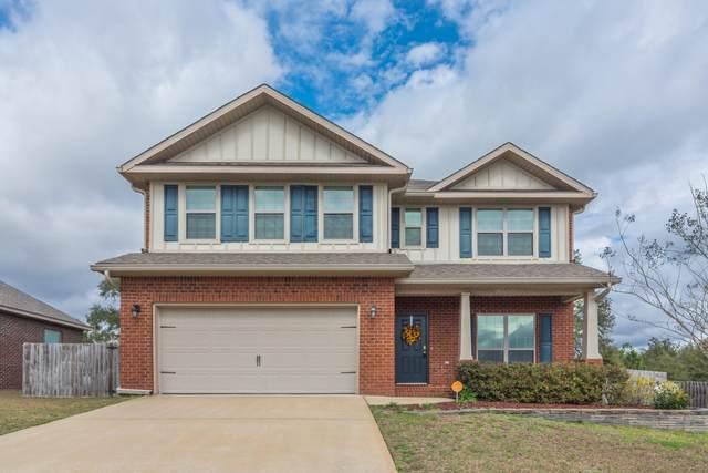 5979 Rustic Ridge Circle, Milton, FL 32570 (MLS #840395) :: Berkshire Hathaway HomeServices PenFed Realty
