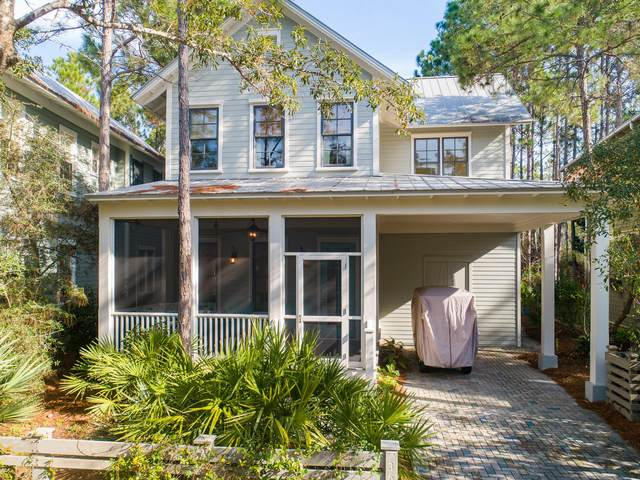 36 Thicket Circle, Santa Rosa Beach, FL 32459 (MLS #840402) :: Counts Real Estate on 30A