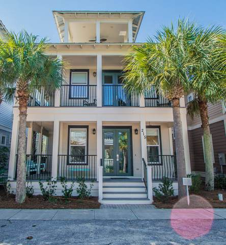 215 W Seacrest Beach Boulevard, Panama City Beach, FL 32461 (MLS #840405) :: Engel & Voelkers - 30A Beaches