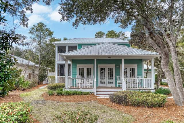 456 Seabreeze Circle, Inlet Beach, FL 32461 (MLS #840406) :: Linda Miller Real Estate