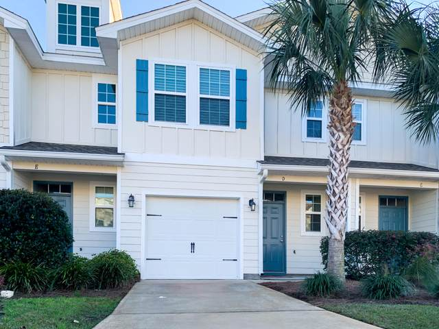 20 E Shady Oaks Lane Unit D, Santa Rosa Beach, FL 32459 (MLS #840425) :: Berkshire Hathaway HomeServices PenFed Realty