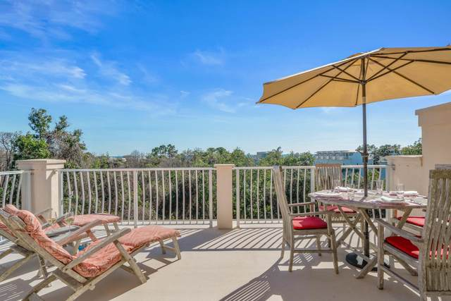 44 Coastal Grove Way Unit 7, Santa Rosa Beach, FL 32459 (MLS #840429) :: The Beach Group