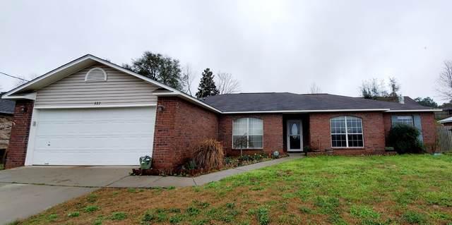 327 Egan Drive, Crestview, FL 32536 (MLS #840447) :: Classic Luxury Real Estate, LLC
